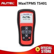 Autel MaxiTPMS TS401 шин Давление мониторинга Системы OBD2 система контроля давления в шинах диагностический сканер инструмент активации 315 433 МГц Сенсор программирования