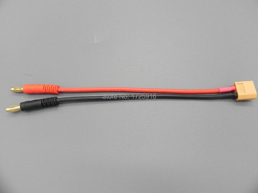 Type EC5 Connecteur de batterie femelle de banane de connecteurs de batterie