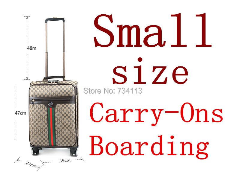 Aliexpress.com : Buy Carry Ons suitcase,small size travel luggage ...