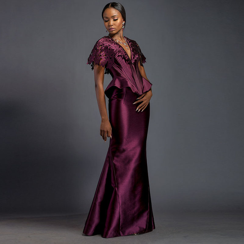 Nigerian Wedding Dresses for Mother of the Bride Elegant