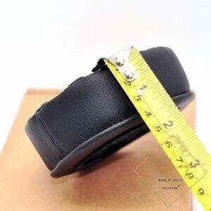 Image 5 - Almohadillas de espuma para el oído súper grueso, almohadillas de repuesto para Audio, tecnología ATH M50X, ATH M50X M50, ATH M50