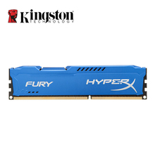 キングストン HyperX フューリー 4 ギガバイト 8 ギガバイト 512M × 64 ビット DDR3 1866 1600 240 ピン DIMM