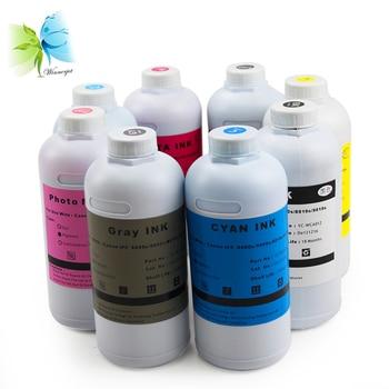 Winnerjet Refill Light Fastness Pigment ink For Canon IPF8000s 9000s 8010s 9010s plotter printer