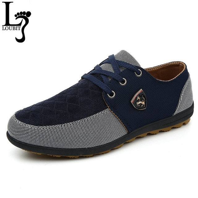 THWS Chaussures pour hommes Chaussures Casual Net tournant,Or,39
