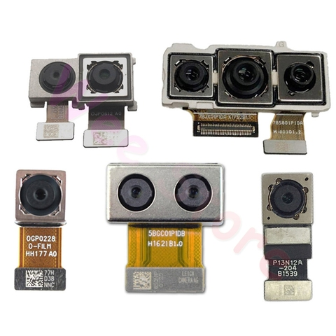 Big Main Back Rear Camera Flex Cable For Huawei Ascend P6 P7 P8 P9 P10 P20 Pro Lite Plus Original Phone Repair Parts Pakistan