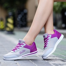 women's running casual shoes outdoor sport athlet Fashion Women Shoes Casual Outdoor Flats Walking  Shoe Sports Shoes#NFA