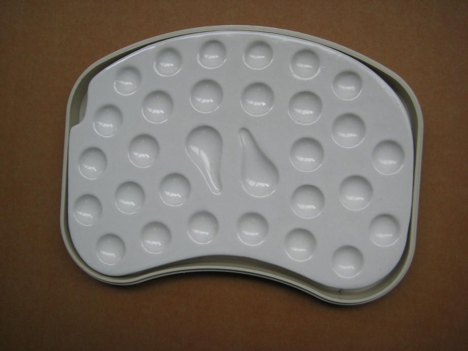 Dental Color Matching  Plate 30 holes,dental lab Porcelain Ceramic enquipment material dental porcelain ceramic kit dental lab material instrument
