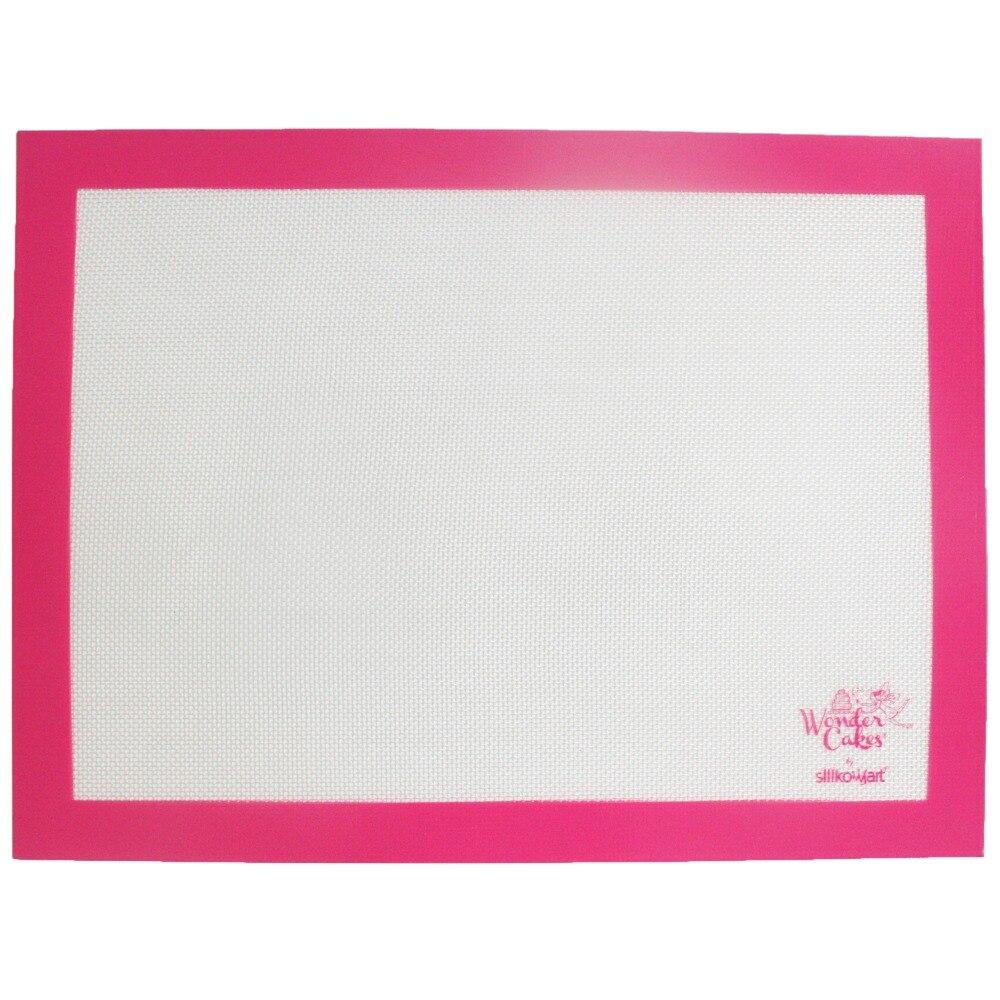 400x300 мм (15,74x11,81 '') многоразовый коврик силиконовый коврик для выпечки термостойкий для здорового приготовления пищи, лист коврик для выпечки