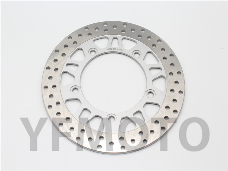 New Motorcycle Floating Front Brake Disc Rotor For Suzuki AN 250 Skywave Type M/S 2007 2008 AN 250 8 Skywave SS 08 keoghs real adelin 260mm floating brake disc high quality for yamaha scooter cygnus modify