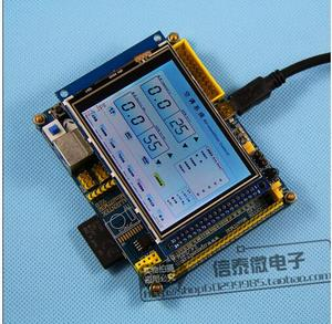 Image 4 - 3.2 inch TFT LCD module with touch screen 65 k color touch screen with SD holder, 3 v voltage regulator for arduino