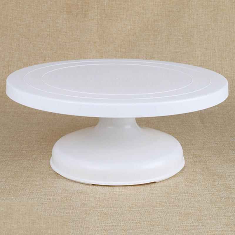 revolving cake stand cake base cake decorating tools rotating cake stand sugar 7084