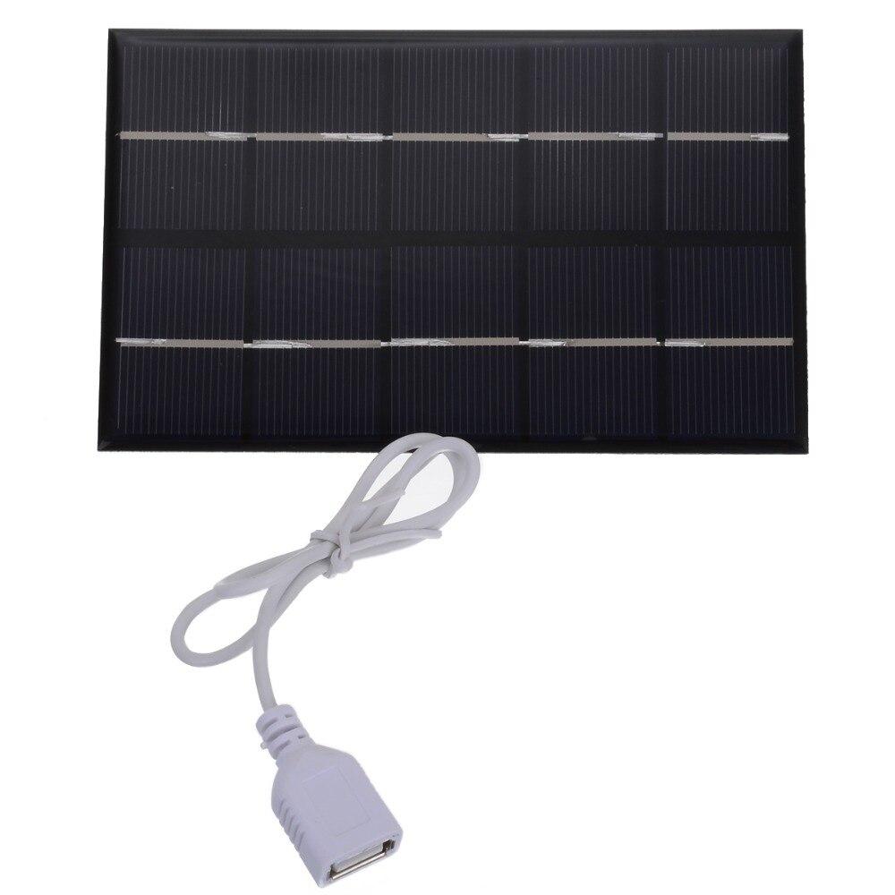 painel solar carregador portátil usb2.0 painéis solares