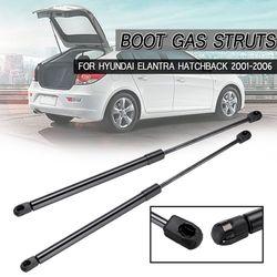 Par Traseiro Tailgate Levantar Apoio Amortecedores A Gás Para Hyundai Elantra Hatchback 2001 2002 2003 2004 2005 2006 Molas A Gás 817712-D200