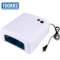LED Ultraviolet UV Glue Curing Lamp To bake loca glue for Mobile Phone LCD Refurbish Tools With 4 Tubes