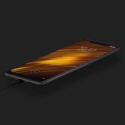 Xiaomi Pocophone F1 telefon 6.18 Cal Smartphone 6 GB pamięci RAM 128 GB ROM komórkowy 20MP Selfie aparat w telefonie komórkowym 5