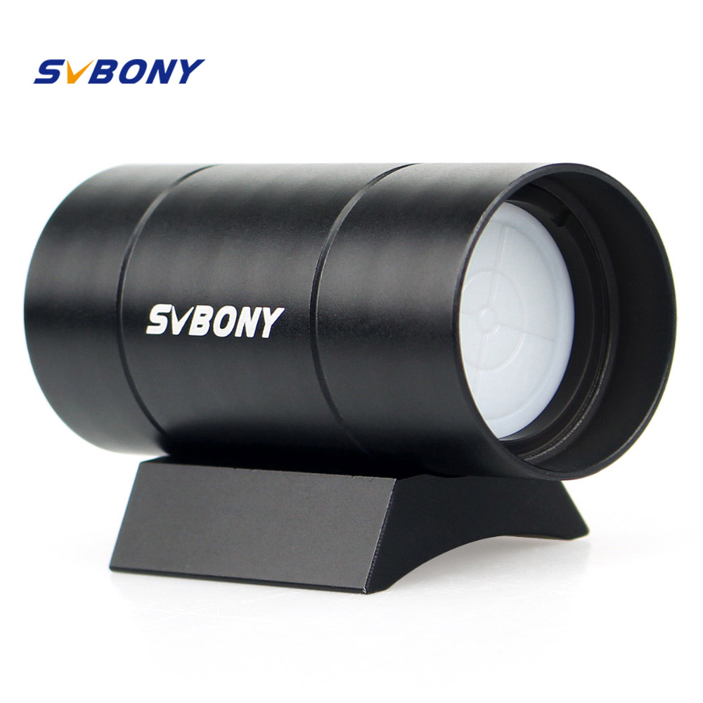 SVBONY Solar Finder For Sun Positioning Total Finderscope Eclipse& Partial Eclipse Observation For Astronomy Telescope W2563