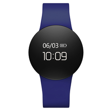 Sanda Women Smart Wristband Fitness Tracker Band Bluetooth LED Message Call Reminder Waterproof Heart Rate Time Smartband SD-03