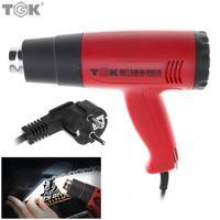 TGK Neue HG6618 220V 1800W Wärme Gun-air Gun mit Temperatur Einstellung Schalter für Entfernen Von Farbe und Erweichung Material