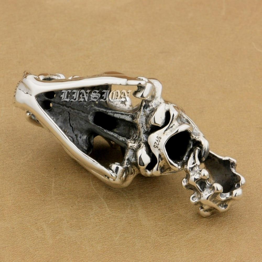 925 Стерлинг Күміс Үлкен Салмағы - Сәндік зергерлік бұйымдар - фото 6