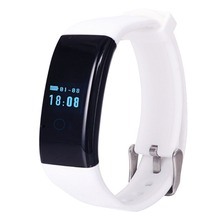 Original! 10pcs  D21 Heart Rate Monitor Smartband Waterproof Swim Smart Band Bracelet Health Fitness Tracker for Android and iOS