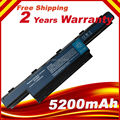 5200mAh For Acer Aspire V3-551G V3-571G V3-771G E1 E1-421 E1-431 V3 V3-471G E1-471 E1-531 E1-571 Series Laptop Battery