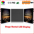 Крытый Алюминиевого литья под давлением светодиодный экран 640*640 мм P5 крытый 7 Цвета RGB аренда светодиодного дисплея для декорации стены не привели дисплей