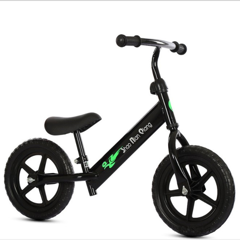 No-pedal Balance Bike Safety Bicycle For Children Kids Ages 2 To 6 Years Anti-slip Handle Cover Thicken Widen Tires Soft SeatNo-pedal Balance Bike Safety Bicycle For Children Kids Ages 2 To 6 Years Anti-slip Handle Cover Thicken Widen Tires Soft Seat