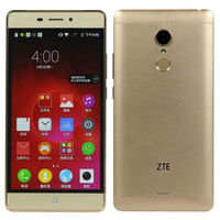 Original ZTE V5 3 N939Sc Android 5.1 Octa Core 13.0MP Camera Dual Sim 2GB RAM 16GB ROM 5.5
