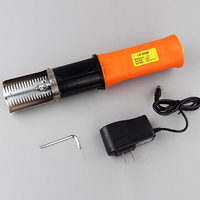 1 Pcs Electric Fish Scaler Fishing Scalers Clean Remover Cleaner Descaler Waterproof TB Sale