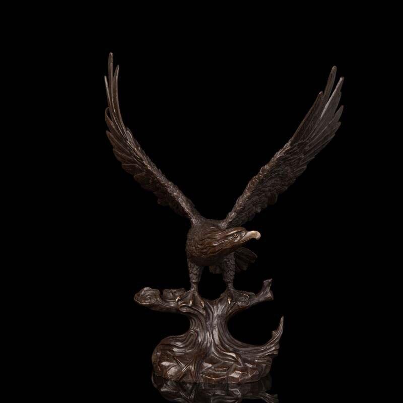Faucon figurine achetez des lots petit prix faucon figurine en provenance d - Statue deco interieure ...