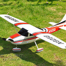 Scale skyflight LX RC 1,4 M Cessna182 пропеллер RTF плоская модель RC W/Мотор сервоприводы ESC батарея TH03146