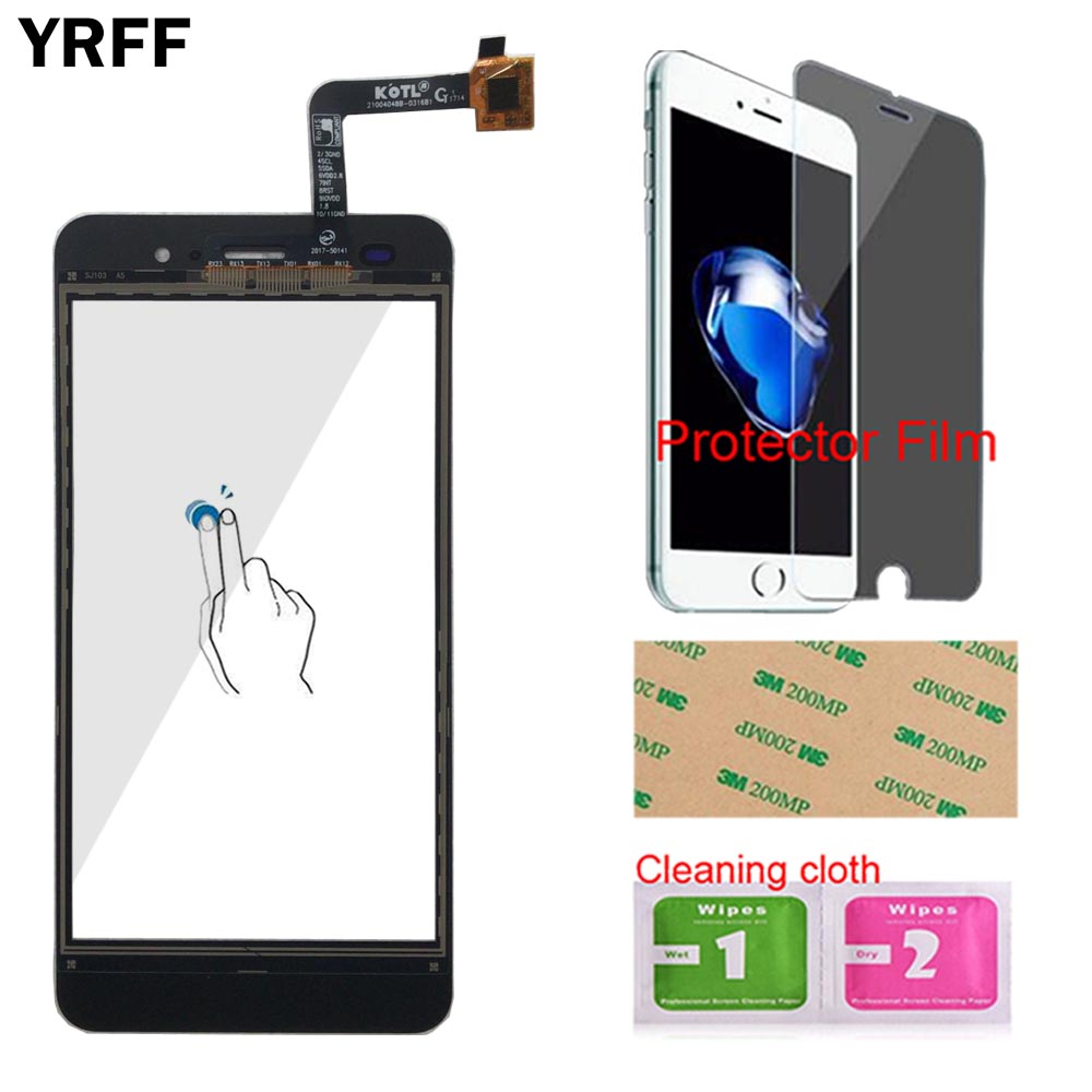 Image 4 - Touch Screen Panel For Fly Cirrus 13 FS 518 FS518 Touch Screen Touch Panel Glass Digitizer Panel Mobile Tools Protecotr Film-in Mobile Phone Touch Panel from Cellphones & Telecommunications