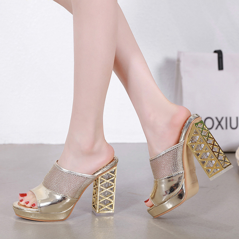 Summer Platform Sandals 2019 Fashion Women Gladiator Sandal Wedges Shoes Casual Woman Peep Toe Black Platform Sandals 32