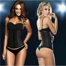 Hot Shapers Direct Selling Real Fajas Fajas Reductoras 2016 European Steel Rubber Corset Latexcorset Natural Latex Corsets.