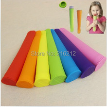 Silicone ice pop maker Push Up Ice Cream Jelly Lolly Pop For Popsicle Silicone ice mold mould