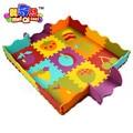Free shipment soft eva puzzle mat baby play carpet  fruit cartoon  health mat for kids