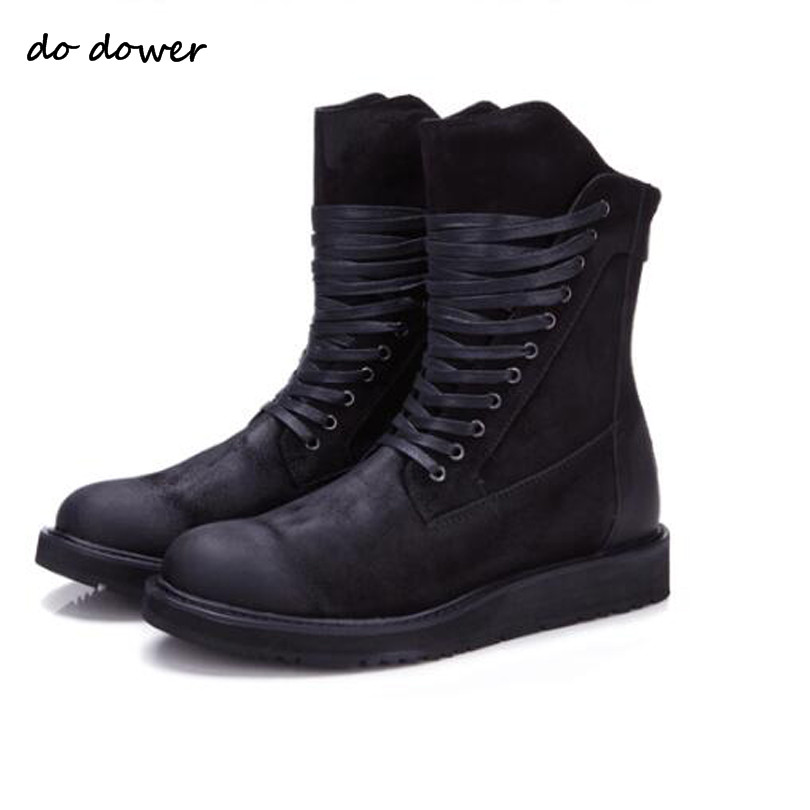 Compare Prices on Zip up Boots Men- Online Shopping/Buy Low Price ...