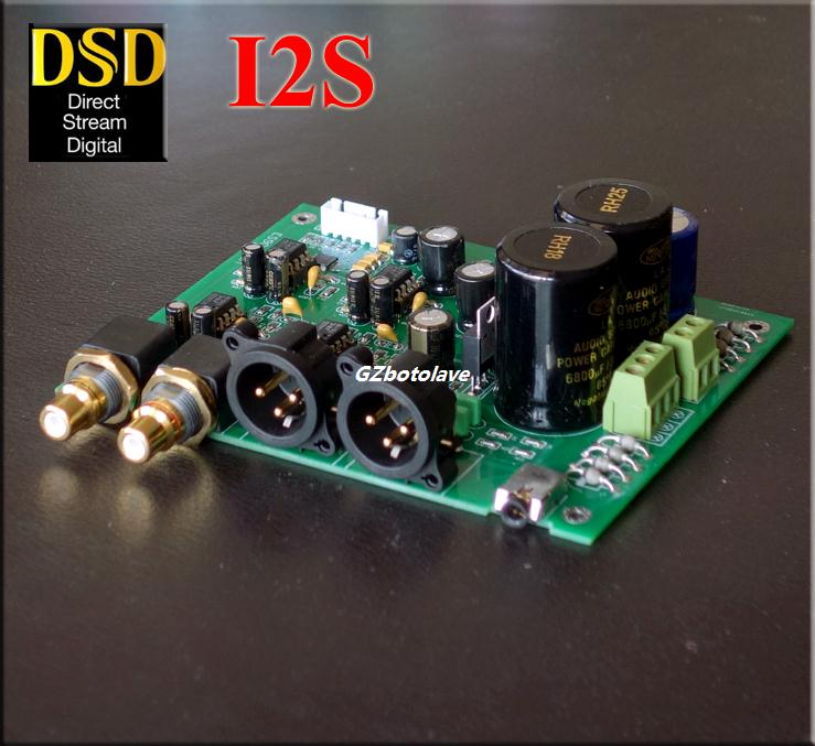 Es9038 Q2m I2s Dsd Optical Coaxial Input Decoder Usb Dac Headphone Output Hifi Audio Amplifier Board Module We Take Customers As Our Gods Operational Amplifier Chips Accessories & Parts