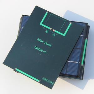 Image 3 - BUHESHUI 6 V 0.33A 2 W Nhỏ Tấm Pin Mặt Trời Năng Lượng Mặt Trời Pin 3.6 V Sạc Năng Lượng Mặt Trời Di Động 136*110*3 MM 10 cái/lốc Thả Miễn Phí Vận Chuyển