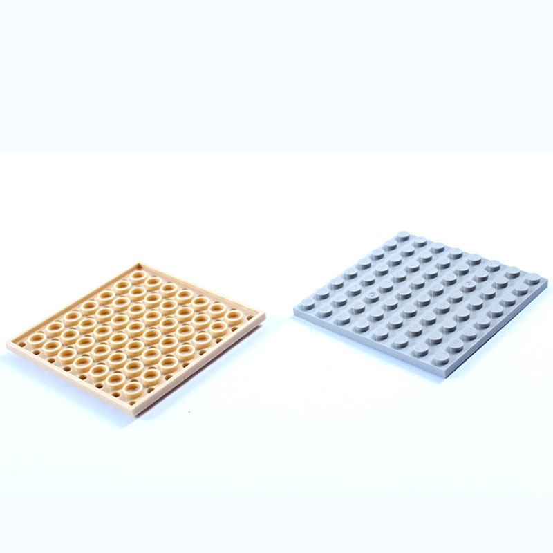 8*8 Small particles Blocks Base plates Bricks particles Base plate Toy Compatible 8