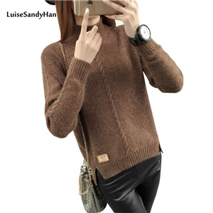 2017-Women-Sweaters-And-Pullovers-Hot-Sweater-Women-Winter-o-neck-sweater-twisted-thickening-slim-pullover