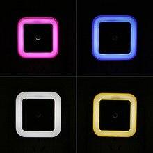 Lampka Nocna LED z Czujnikiem Światła