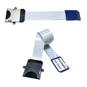 Image 2 - Sd a Sd Card Cavo di Estensione Scheda di Lettura Adapter Flessibile Extender Micro Sd a Sd/Sdhc/Scheda di Memoria Sdxc carta Extender Cavo Linker