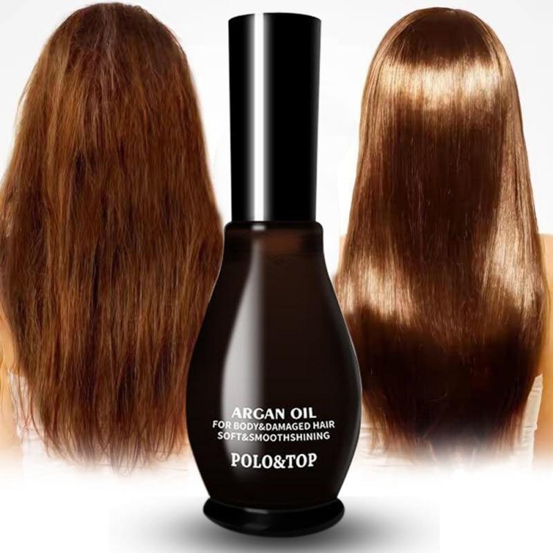 Morocco Nut Hair Care Essential Oil Nourishing Scalp Soft