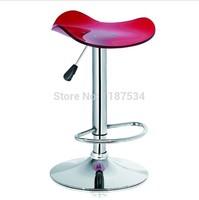 Acrylic Fashion Bar Chair Stool Pub Stool Pub Chair Simple Style Bar Stool
