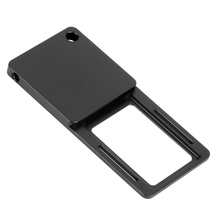 Stabilizer Gimbal Switch Plate Adapter Mount for Gopro Hero 7 6 5 4 Session 3+ Action Camera for DJI OSMO Zhiyun Feiyu Gimbal feiyu tech fy wg 3 axis wearable camera brushless gimbal stabilizer for gopro hero 3 3 4 lcd touch bacpac