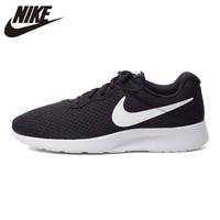 NIKE Original New Arrival Tanjun Men's Running Shoes Roshe run Sneakers Outdoor Walkng Jogging Sneakers 39 45