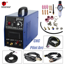 TIG CUT ARC Welding machine CT312 3 in 1 welder with pilot arc CNC 220V/110V