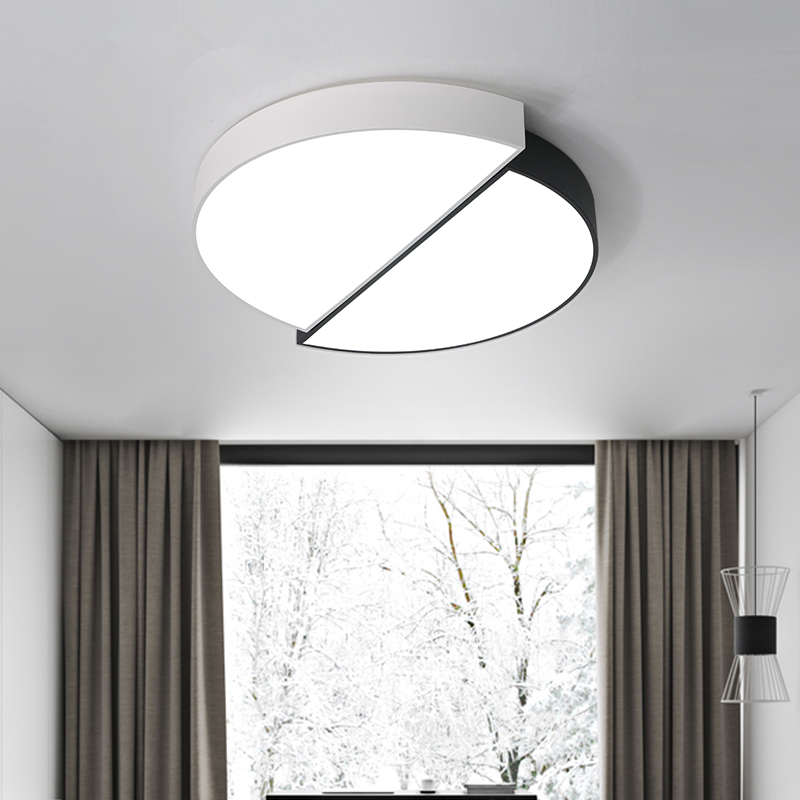 15 Ultra Modern Ceiling Designs For Your Master Bedroom: MF Ultra Thin LED Ceiling Lighting Living Room Chandeliers