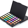 Popfeel 40 Colors Cosmetic Powder Eyeshadow Palette Makeup Set Matt Available New Arrival J170130